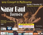 Nagar Baul James In Melbourne